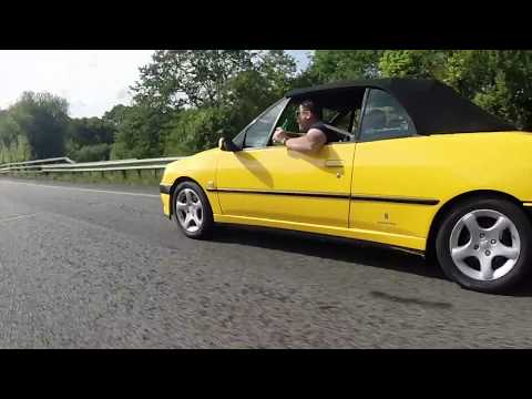RGO9 - Rassemblement Peugeot 306 cabriolet GTI6 en bretagne - RGO 9