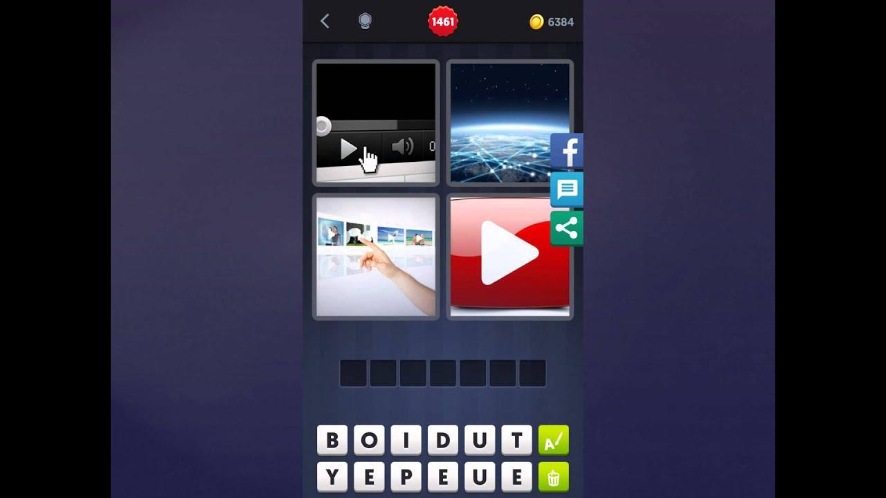 4 Bilder 1 Wort Play
