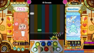 [pop'n music] KR LIVE 싸이뮤직 게임월드(CYGameworld) pop'n music 실시간 방송