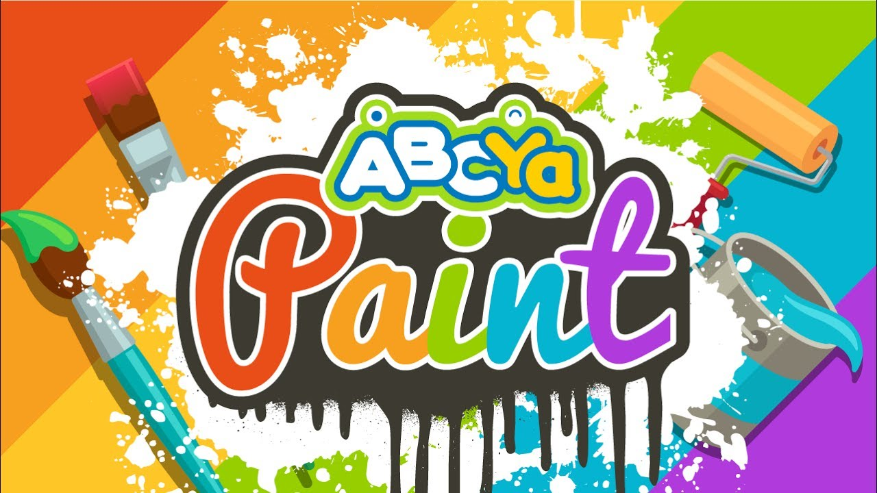 New ABCya Paint Tutorial - YouTube