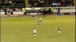 Burnley 4-2 Port Vale | The FA Cup 3rd Round - 08/01/11