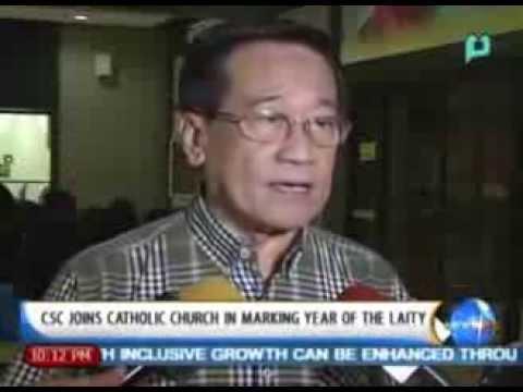 NewsLife: CSC joins Catholic church in marking