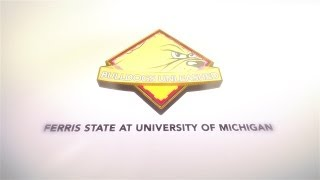 College Hockey All-Access: Ferris State Bulldogs at University of Michigan Wolverines