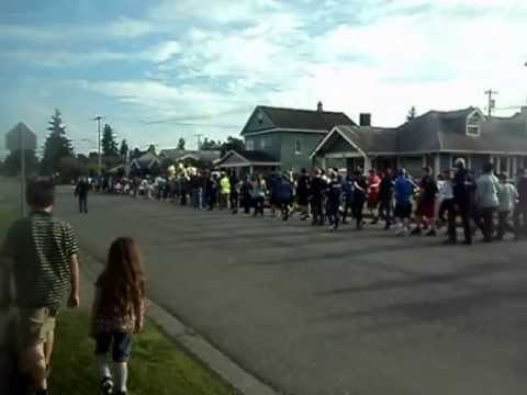 Arlington Washington High School Marching Band