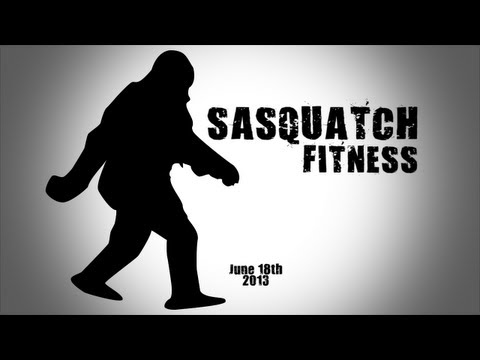 Calisthenics with Jason Coleman - Sasquatch Fitness - June 18th 2013