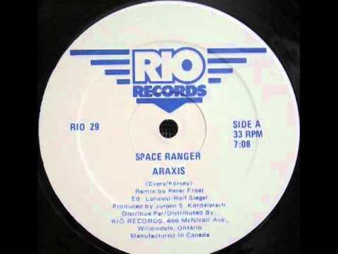 Araxis - Space Ranger