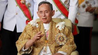 وفاة ملك تايلاند بعد سبعة عقود من الحكم