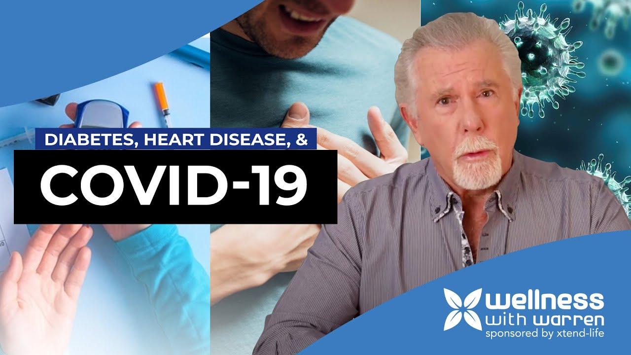 Diabetes, Heart Disease and COVID-19