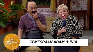 Komunikasi Adam & Inul yang Menggelitik