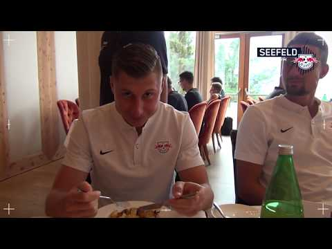 Trainingslager in Seefeld - Tag 1  | RB Leipzig