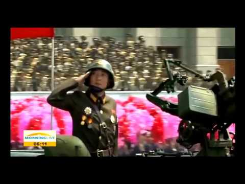 Korean Peninsular inches closer to war