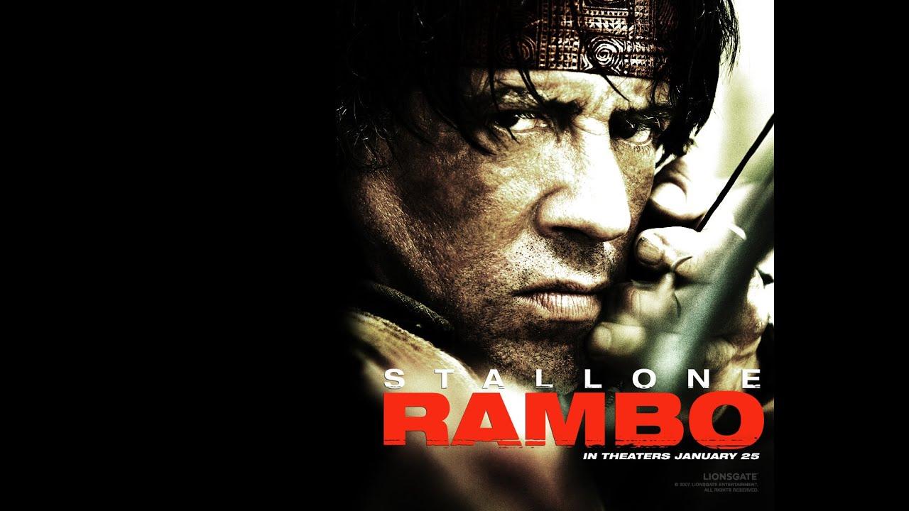 John Rambo - Trailer Deutsch 1080p HD