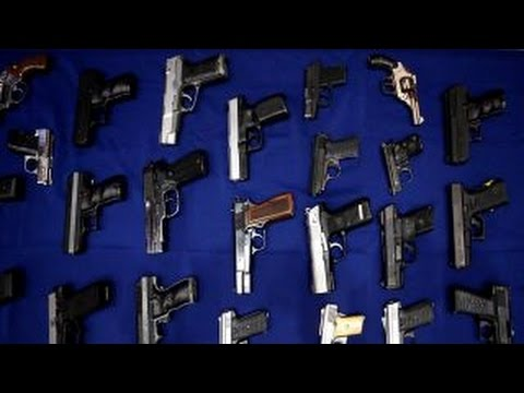 Progun advocate: Answer to eliminating mass murder is