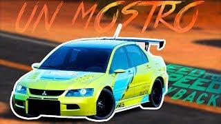 LA MIA MITSUBISHI LANCER EVO 9 - Need For Speed Payback