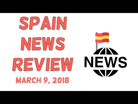 Spain News Review - Brits fleeing Spain, Spain's women on strike