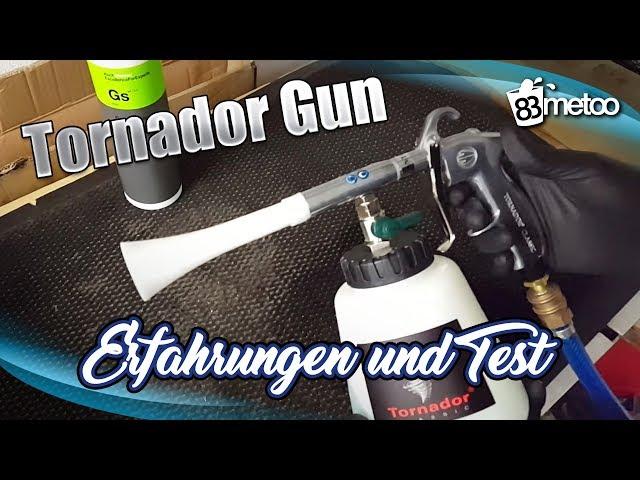 Tornador Gun Z-010 Classic Reinigungspistole Erfahrungen und Test - 83metoo