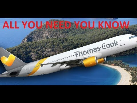 Thomas Cook GONE BUST - All You Need To Know If Ur Booked Travelling Today / Returning Home REFUNDS