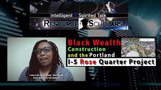 Black Wealth Benefits Us - I5 Rose Quarter Project