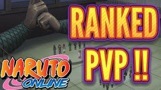 Naruto Online : RANK 54 vs Kedium - CHIYO STOP!!!