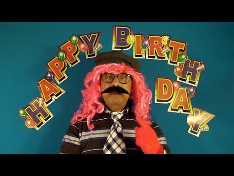 Funny Happy Birthday  EVIE. EVEY. EVY song