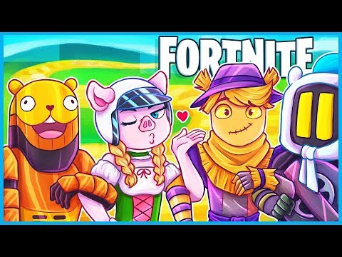 THE WIZARD OF OZ CHALLENGE in Fortnite: Battle Royale! (Fortnite Funny Moments & Fails)