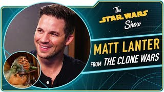 The Mandalorian Wraps and Matt Lanter Talks The Clone Wars