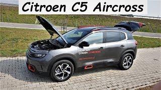 Citroen C5 Aircross - niesamowity ponton na kołach 2+3 Vlog / TEST PL