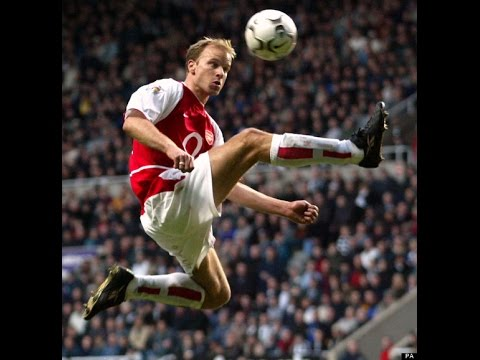dennis bergkamp-the greatest touch ever - YouTube