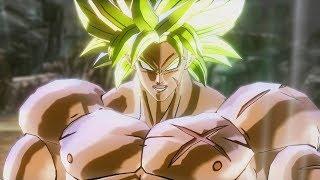 Dragon Ball Xenoverse 2 - Full Power Broly Vs Battles Gameplay +Moveset (HD)