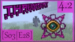 Minecraft [Thaumcraft 4.2] #28 - Древние Знания!!!