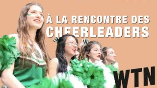 #ALRD : À la rencontre des Cheerleaders