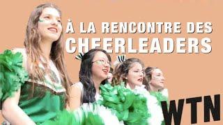 #ALRD : À la rencontre des Cheerleaders