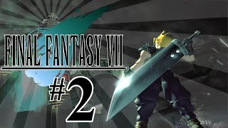 Final Fantasy VII - Part 2 - Oh, Jessie