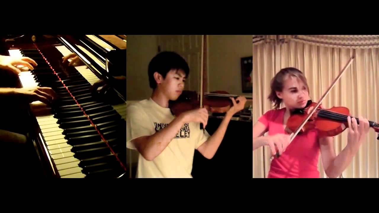 Chrono Cross Time's Scar Violins and Piano: Collab with Verdegrand (Piano) and joshi3joshi (Violin)