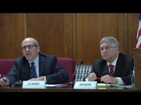 WV Legislature - Joint Tax Reform Committee Learns About Property Taxation