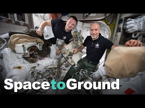 Space to Ground: Cosmic Repairs: 11/15/2019