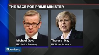 Your Guide to the Race for U.K. Prime Minister