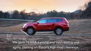 Nissan Terra 4x4 Design Features Review