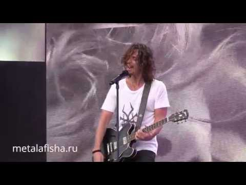 Soundgarden - Live in Hyde Park, London 04.07.2014
