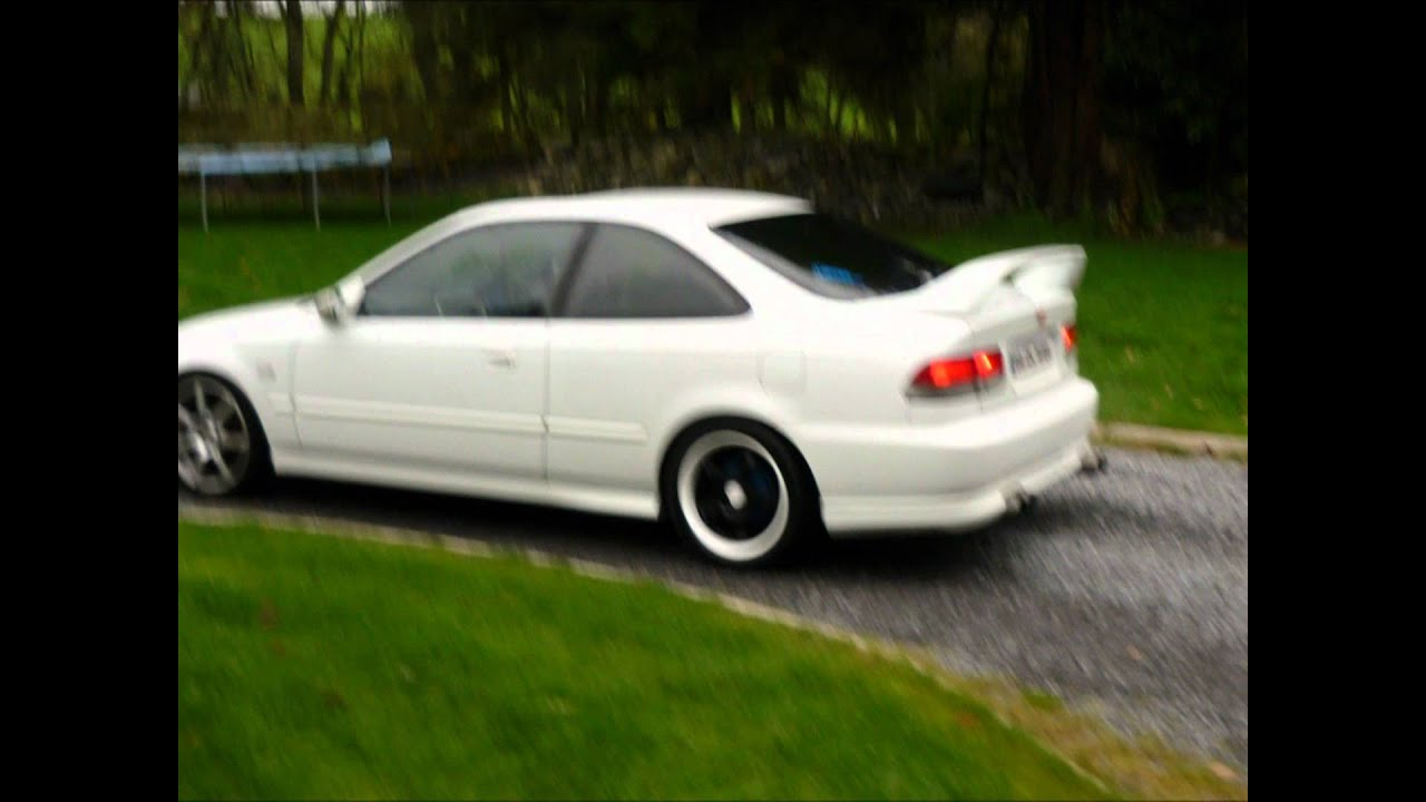 Exceptional 96 Honda Civic Coupe Ej   YouTube