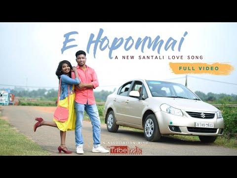 E Hoponmai New Santhali Love Song 2019 // Abhishek // Swapna // Raju Soren // Ginny Tudu