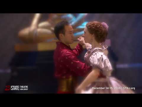Rodgers & Hammerstein's The King and I will be at State Theatre New Jersey Dec 14-15, 2018