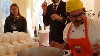 """Bordatino: Live streaming Cooking Show Del Bocca a """"Mare Di Vino"""", Livorno - Parte 2"""