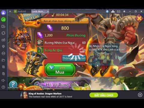 Nạp Game Lords Mobile Bằng Card điện Thoại Ko Cần VISA