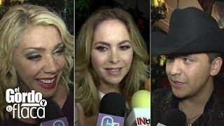 Los famosos se preparan para celebrar el día de la Independencia de México | GYF