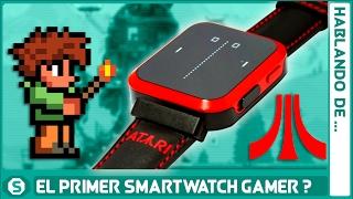 Gameband, el primer Smartwatch Gamer [KickStarter]