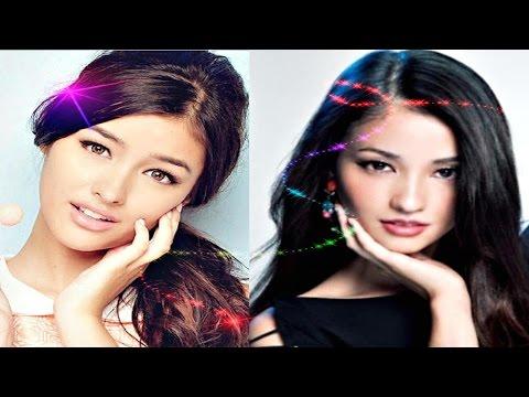 Liza Soberano and Meisa Kuroki Celebrity Look Alikes HD