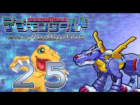 Digimon World Re:Digitize (English) Part 25: MY FIRST MEGA
