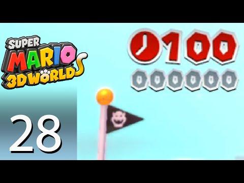 Super Mario 3D World - Episode 28: 100 Second Hero