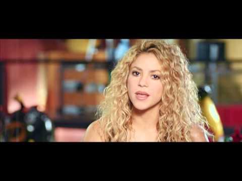 Shakira + Rovio: Love Rocks